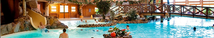 Loisirs disney 39 s davy crockett ranch h tel disney en for Piscine hotel davy crockett