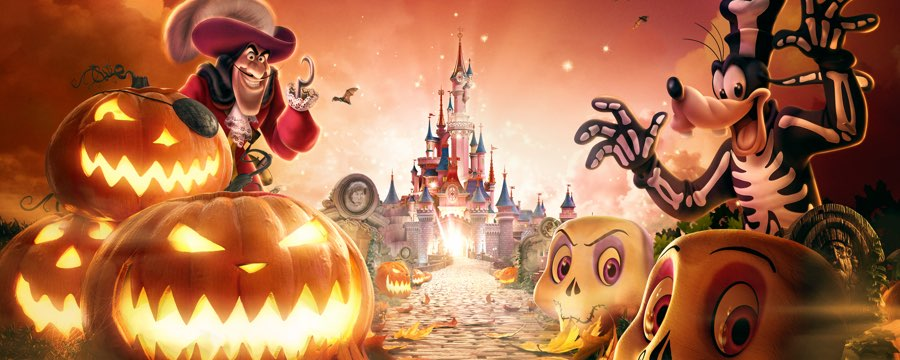Halloween at Disneyland Paris | Disneyland Paris