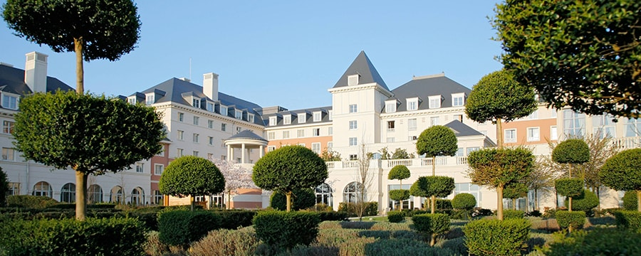 Vienna house dream castle hotel disneyland paris for Hotels eurodisney